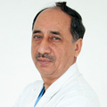 Dr. Ajmer Singh, Director - Cardiac Anaesthesia Institute of Critical Care and Anaesthesiology