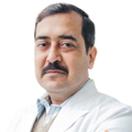 Dr. Aseem Kumar Tiwari, Director (Laboratory Medicine, Pathology and Blood Bank)