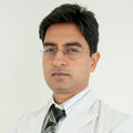 Dr. Nitin Sood, Associate Director (Medical and Haemato Oncology , Cancer Institute)