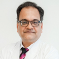 Dr. Vineesh Mathur, Director - Division of Spine Bone and Joint Institute