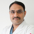 Dr. Virender K Sheorain, Senior Consultant  -Peripheral Vascular and Endovascular Sciences