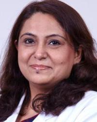Dr. Anjila Aneja, Director & HOD:- Minimal Access Gynae Surgery, Robotic Surgery