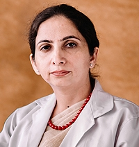 Dr. satinder kaur, Senior Consultant - Gynae Oncology