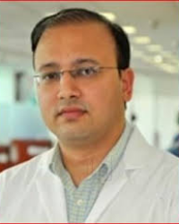 Dr. Samit Purohit, Hon.consultant- Medical Oncologist