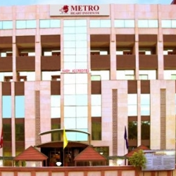 Metro Hospitals & Heart Institute, Noida